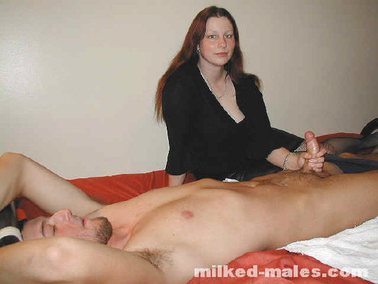 Milked males